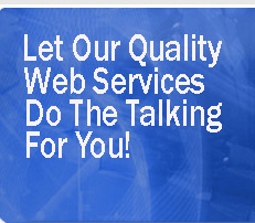 Let Romwell Quality Web Services Do The Talking For You!