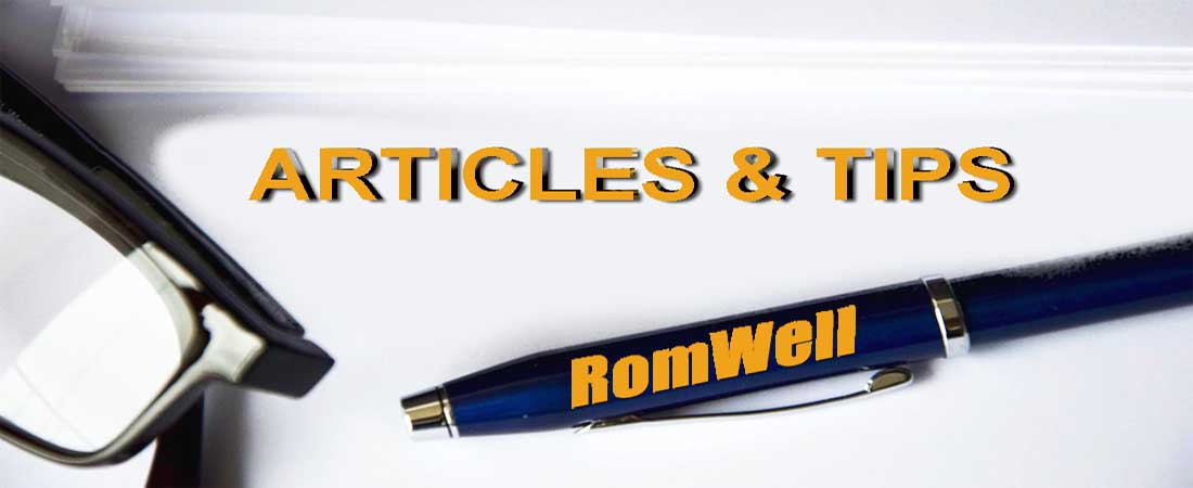 Web Advertising - Romwell Web Design & Hosting
