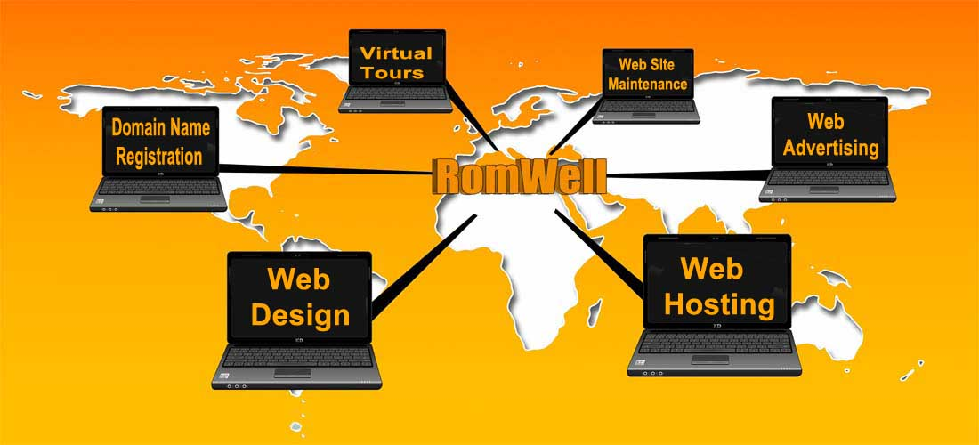Romwell Web Design & Hosting