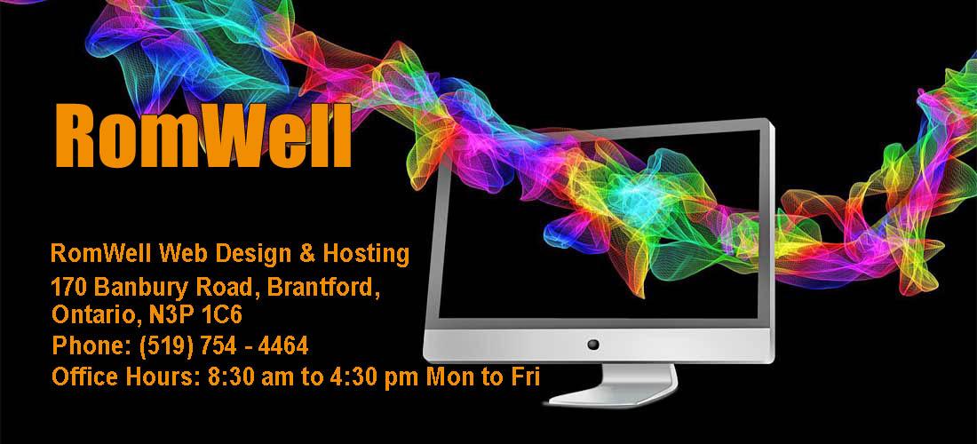 Romwell Web Design & Hosting